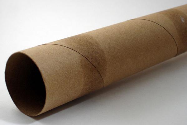 paper towel tube